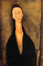 amedeo-modigliani-XX-Lunia-Czechowska-1919