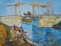 Arles_Van Gogh bridge painting