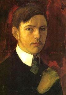 Self-Portrait-1906