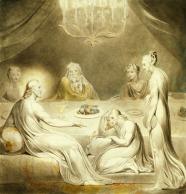 William_Blake_1757-1827_Martha_and_Mary