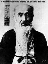 chikanori ioshima mentor de sokaku takeda