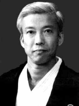 Moriteru Ueshiba, der dritte Doshu