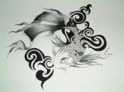 Koi_Carp_Tattoo_design_by_Kayleigh1987