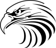 261px-Eagle-head-vector-image.svg