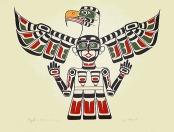eagle-wildwoman