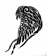 Eagle_design_Yrbk_Black_by_13_angels_death