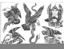 eagle_tattoos