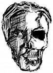 15425963-sketch-evil-monster-skull-for-halloween