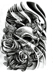 48787-skull-tattoo-design-dtattoos