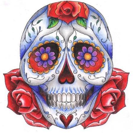 caveira-mexicana-desenho-tattoo-modelo