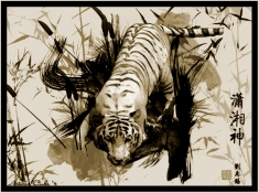 chinese_tiger_painting_by_missladyminx-d3i36k0