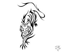 chinese_zodiac_tattoo_tiger_by_visuallyours-d491kn3