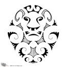 EARTH-Maori-lion-tattoo