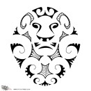 EARTH-Maori-lion-tattoo