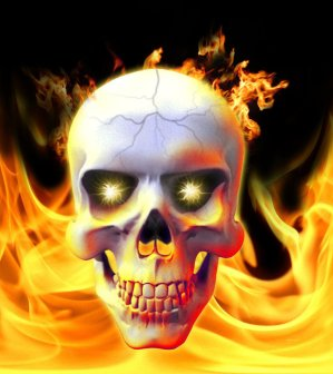 Flaming_Skull_by_jigweed