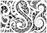 maori tattoo design 1