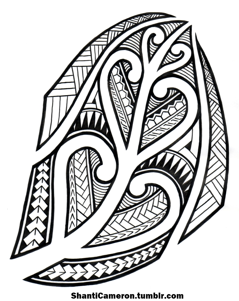 Maori Inspired Trial By Shanticameron D3hy683 1 Aido Bonsai