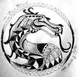 samoan_tribal_mortal_combat_tattoo_by_piratingwerewolf-d5973o1