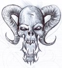 skull_5___fast_sketch_by_penerari-d32jrst