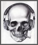 Skull_Headphones_Cigarette_by_pleas