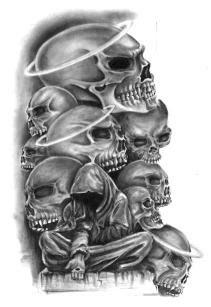 skulls_by_nusho-d4oealo