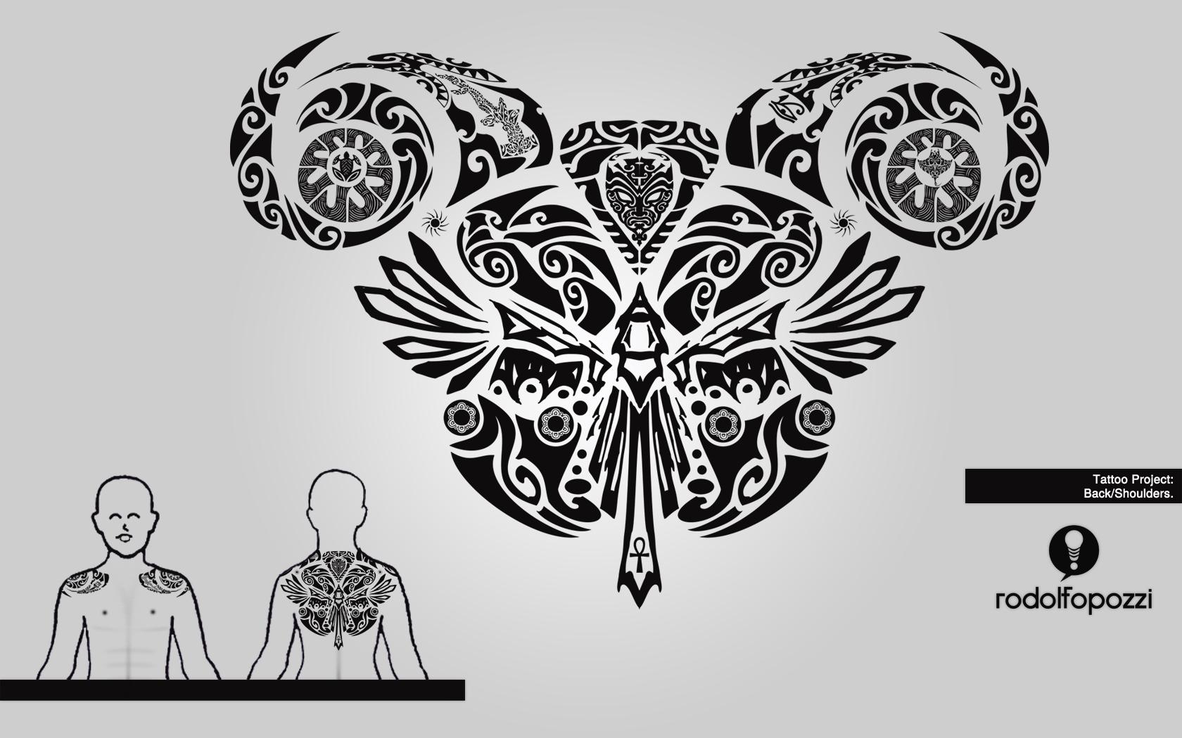 100 Desenhos Tribais Tattoo Maori Life By Rodolfopozzi D36avr1