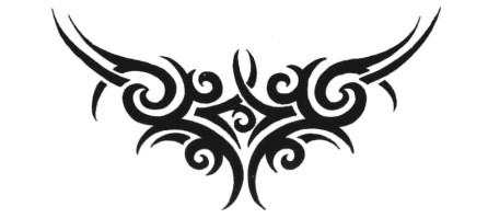 tribal-tattoo-design-lower-back