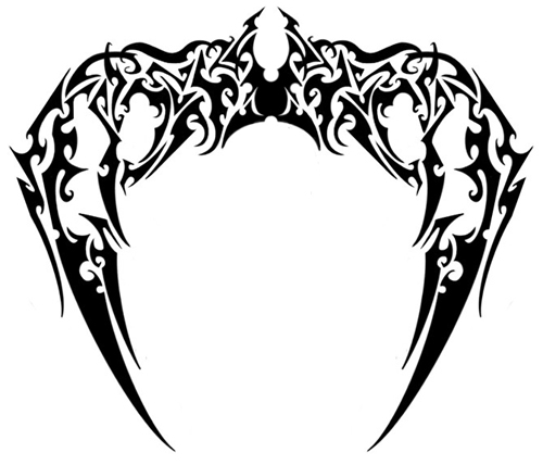 100 Desenhos Tribais » Tribal Tattoos Good 6