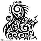 tribal-warrior-tattoo