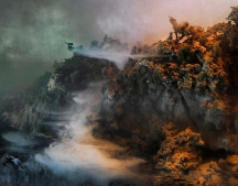 anthology-mag-blog-art-kim-keever-waterfall