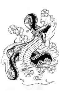 snake_tattoo_design