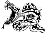 snakes-gorgeous-tattoo-design-idea