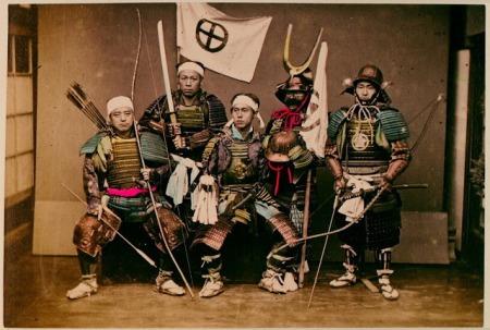 The Real Samurai in The 19 Century (8)