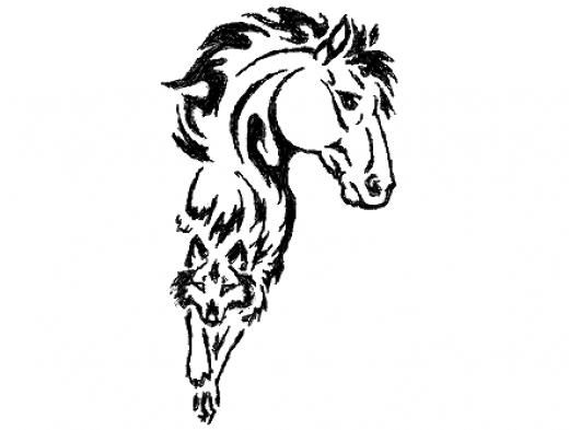 Desenhos De Tribais Aido Bonsai