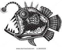 stock-vector-vector-graphic-illustration-of-a-totem-animal-fish-113600029