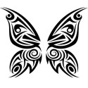 tribal-butterfly-tattoo-vector-illustration-animals-veectors-318