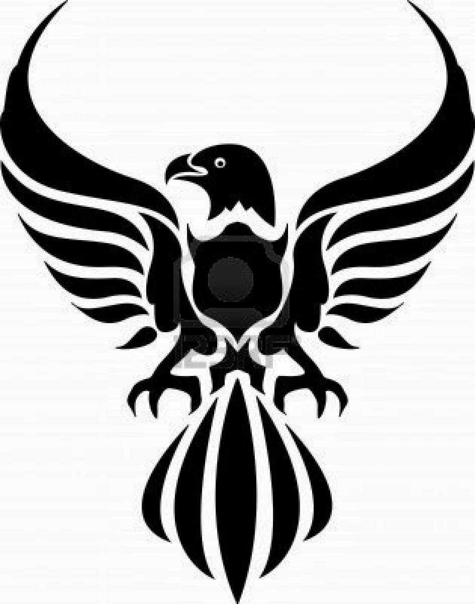 tribal eagle tattoo 47 aido bonsai. Black Bedroom Furniture Sets. Home Design Ideas