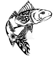 Tribal_Red_Fish_Tattoo_Idea_by_polkadotkat