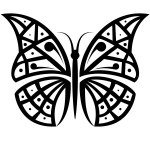 tribal_tattoo_butterly_vector_by_vectorportal-d6isy1c
